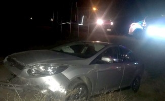 Sungurlu'da iki kazada 4 kişi yaralandı