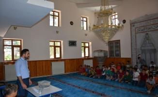 Suşehri'nde yaz Kur'an kursu sona erdi