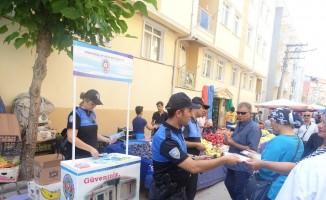 Toplum Destekli Polis ekipleri, dolandırıcılara karşı 'Kurban' mesaisinde