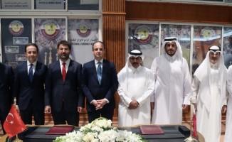 Son dakika... Türkiye ve Katar arasında anlaşma sağlandı