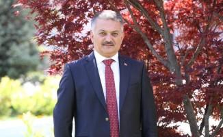 Vali Yazıcı Kurban bayramını kutladı