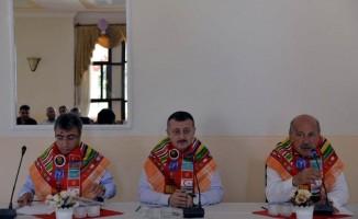 'Yörük Kurultayı' Vali Büyükakın başkanlığında toplandı