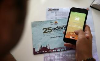 Adana Film Festivali'ne özel mobil uygulama