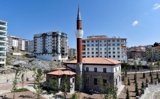 Altındağ Belediyesi'nden Feridun Çelik Mahallesi'ne bir cami daha