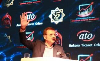 Ankara Ticaret Odası'nın Ekonomik İstişare toplantısı Bolu'da yapıldı