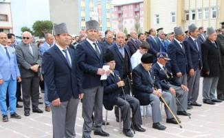 Ardahan'da, Gaziler Günü törenle kutlandı