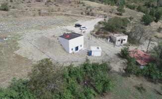 Arslanköy Mahallesi'nde içmesuyu çalışmaları tamamlandı
