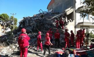 Aydın UMUT, 3. Uluslararası Deprem Tatbikatına katıldı