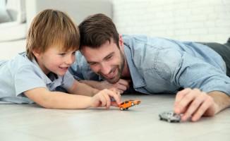 """""""Babalar Çocuklarıyla Oyun Oynamasını Bilmiyor"""""""