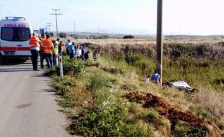 Balıkesir'deki trafik kazası