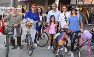 Başkan Alıcık'tan kadınlara tam destek