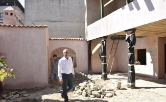 """Başkan Kale; """"İncirliova'da ilkleri gerçekleştiriyoruz"""""""