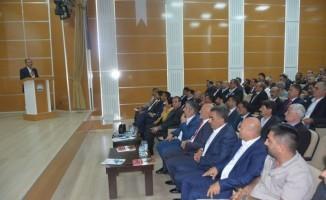 Başkan Köksoy, Ardahanlı iş adamlarıyla bir araya geldi