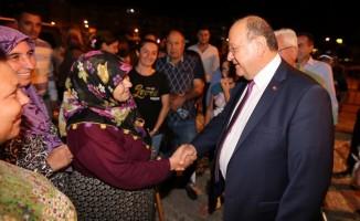 Başkan Özakcan, ikinci kafileyi uğurladı