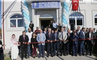Başkan Saraçoğlu:  65 mahallemizi de evladımız gibi görüyoruz