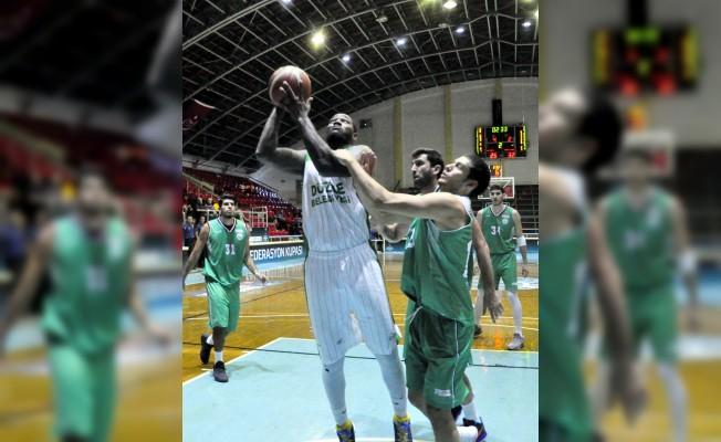 Basketbol: Erkekler Federasyon Kupası