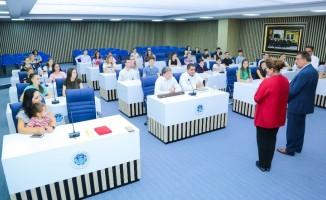 """Belediye Başkanı Gürkan:  """"Kültür insanlığın ortak paydasıdır"""""""