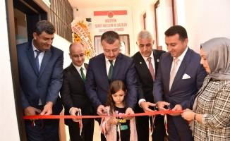 Bozüyük Şehit Aileleri ve Gaziler Dayanışma Derneği binası 19 Eylül Gaziler Gününde hizmete girdi