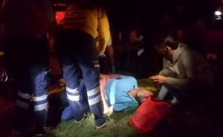 Bursa'da dehşet veren olay... Bıçakla hastaneye götürüldü