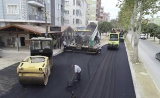 Büyükşehir'den Ceyhan'da asfalt çalışması