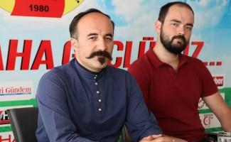 Çerkes Soykırım ve Sürgün Anıtları için toplanan imzalar Valiliğe verildi