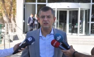 CHP Grup Başkanvekili Özel'den 'telefon dinlemesi' ile ilgili açıklama