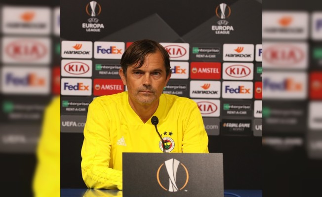 """Cocu: """"Fenerbahçe'yi Avrupa'da göstermek istiyoruz"""""""