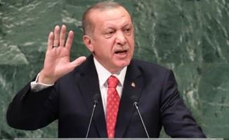 Cumhurbaşkanı Erdoğan BM'ye hitap etti