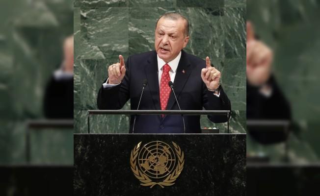 """Cumhurbaşkanı Erdoğan: """"Brunson olayının bizim ekonomimizle bir alakası yoktur"""""""