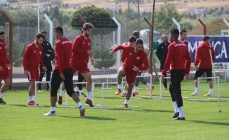 DG Sivasspor'da, Bursaspor maçı hazırlıkları sürüyor