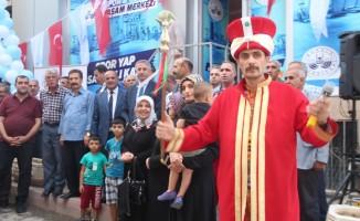 Elazığ'da 'Spor ve Sosyal Yaşam Merkezi'nin 9'uncusu açıldı