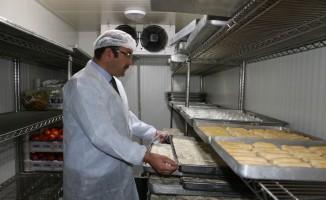 Erzincan'da kantin ve yemekhanelerde gıda denetimi
