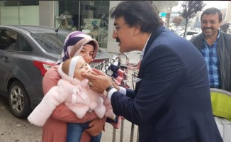 'Erzurum iffetli şehir'