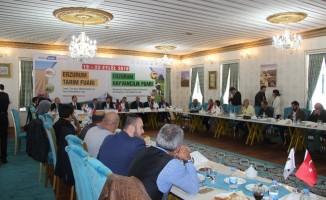 Erzurum'da Tarım ve Hayvancılık Fuarı