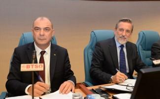 ESO ve BTSO işbirliği protokolü imzalandı