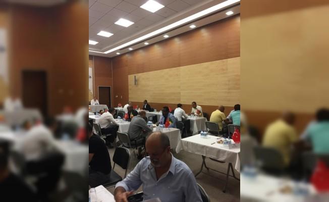 Etiyopyalı 13 firmayla ikili iş görüşmesi