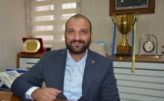 Fatsa Belediyespor'un yeni Başkanı İbrahim Eroğlu
