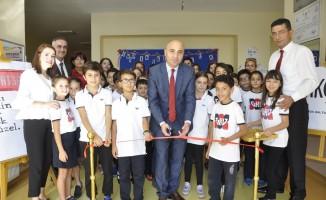Gaziantep Kolej Vakfı İlkokulu Türk Dil Bayramını kutladı