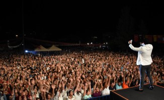 Gaziantep'te Kenan Doğulu konseri