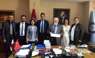 Gazi'den Türkiye'de bir ilk daha