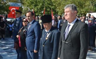 Gaziler Günü Ayvacık'ta kutlandı