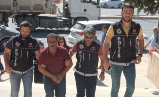GÜNCELLEME - HDP'li ilçe başkanı uyuşturucu operasyonunda yakalandı
