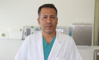 Isparta Şehir Hastanesi'nde kapalı yöntemle böbrek taşı ameliyatı dönemi