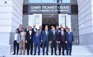 İZTO ile MÜSİAD'tan işbirliği