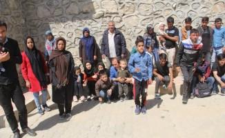 Jandarma'dan göçmen kaçakçılığı operasyonları