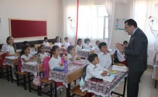 Kahta ilçesinde ilköğretim haftası kutlandı