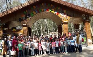 Kartepeli öğrenciler, Ormanya'da yaza veda ettiler
