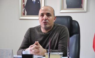 Kastamonu Veteriner Hekimler Odası Yönetim Kurulu Başkanı Hacı İbrahim Maşalacı;