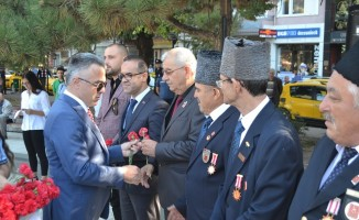 Kırklareli'de Gaziler Günü törenleri