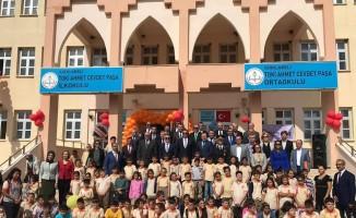 Kırklareli'nde, 48 bin 994 öğrenci dersbaşı yaptı